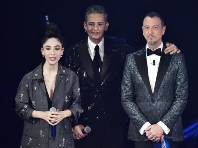 La classifica dei 13 Campioni al termine della prima serata del Festival di Sanremo 2021: Annalisa in testa