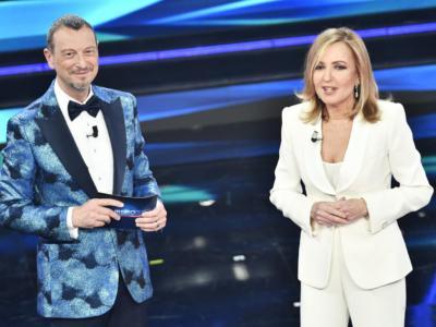 """Sanremo 2021, la famiglia Tenco si scaglia contro il monologo di Barbara Palombelli: """"Ha banalizzato un fatto grave"""""""