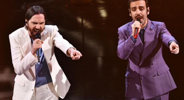 Sanremo 2021: le pagelle della quarta serata. Colapesce & Dimartino spiccano il volo, Aiello incompreso