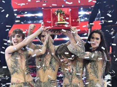 Maneskin: ai vincitori di Sanremo 2021 anche il Premio della Giuria degli Adolescenti