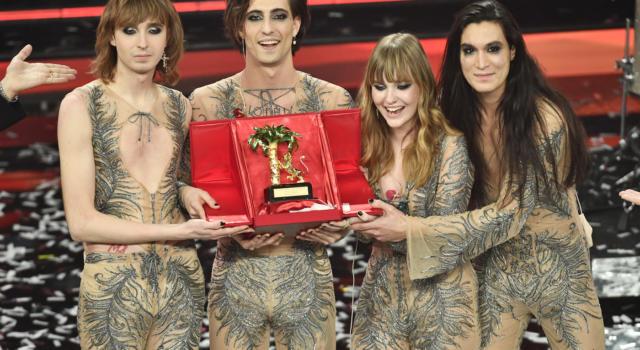 La classifica finale dei Campioni del Festival di Sanremo 2021: vincono i Måneskin, trascinati dal televoto!