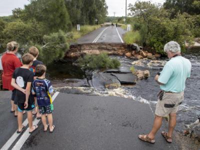 Australia. Piogge torrenziali nel Nuovo Galles del Sud: 18.000 evacuati