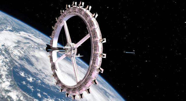 """""""Voyager Station"""", in arrivo il primo hotel nello spazio"""