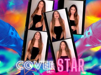"""COVER STAR. Daniela Pedali sempre più hot! La cantante dalla """"pelle di luna"""" scopre un tatuaggio mandala all'inguine mentre canta """"Contigo en la distancia"""", bolero senza tempo – VIDEO"""
