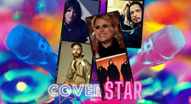 Rubrica, COVER STAR. Arisa, Woodkid, Tosca, Charming Liars, Chris Cornell