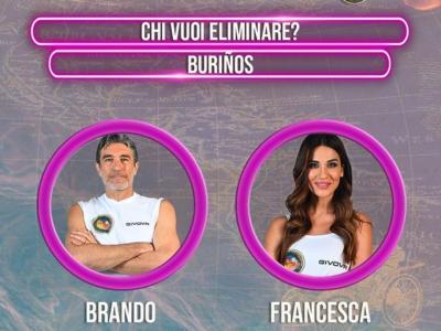 """LIVE """"Isola dei Famosi 2021"""", puntata del 25 marzo:  Andrea Cerioli nuovo concorrente dell'Isola. Brando Giorgi è il terzo eliminato. Vera, Gilles e Awed i nominati di questa settimana"""