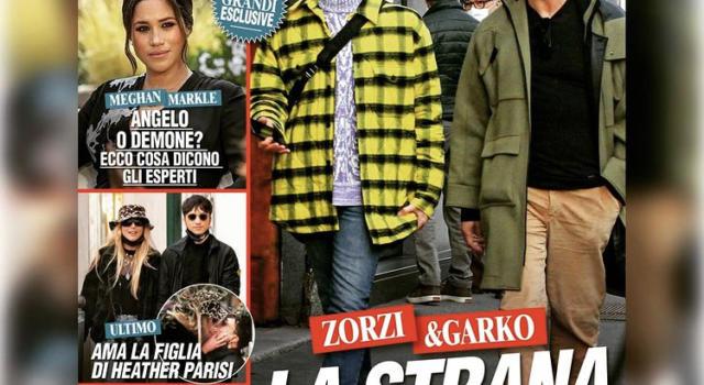 Tommaso Zorzi e Gabriel Garko stanno insieme? Secondo il settimanale CHI i due sarebbero oramai inseparabili. E intanto lo scherzo fatto da Le Iene all'opinionista dell'Isola spopola in rete VIDEO