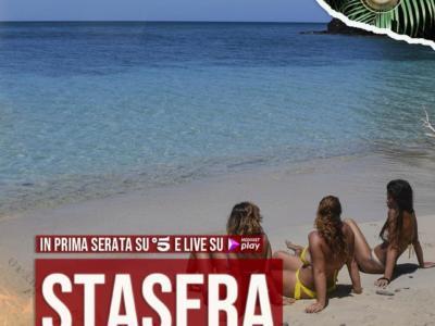 """LIVE """"Isola dei Famosi 2021"""", puntata del 29 marzo. Vera Gemma viene eliminata e resta su Parasites Island. Angela Melillo vince la prova del fuoco e diventa leader. Miryea ed Awed al televoto"""