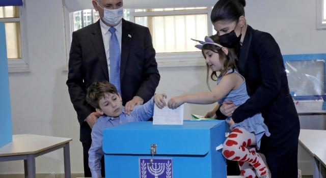 Israele: exit poll elezioni danno testa a testa