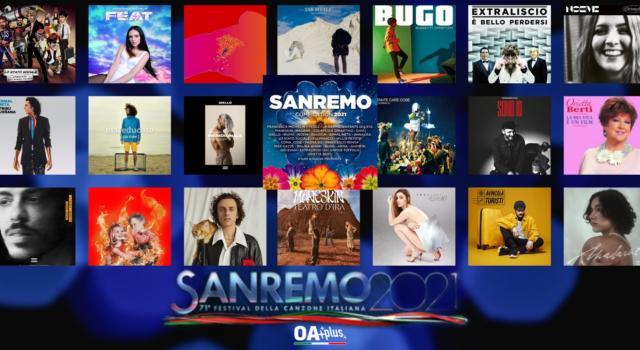 SANREMO 2021: Tutti gli album del Festival