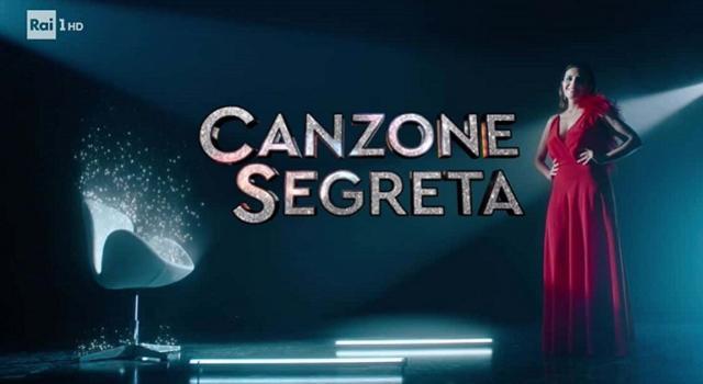 LIVE CANZONE SEGRETA in DIRETTA: la prima puntata di VENERDI' 12 MARZO. Vecchioni canta per Marco Tardelli, Ron per Carlo Conti, Cocciante per Franca Leosini