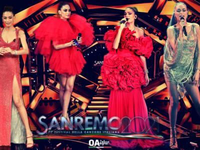 Sanremo 2021: Tutti gli omaggi di Elodie, da Mietta a Mina