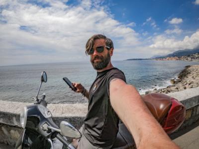 Italia in Vespa, Liguria on the road: da Levante a Ponente sulla mitica 2 ruote