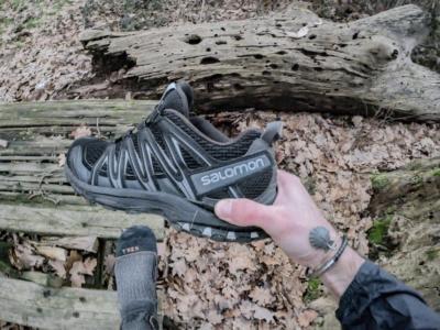 Le mie scarpe per il Cammino di Santiago (1500 Km dopo)