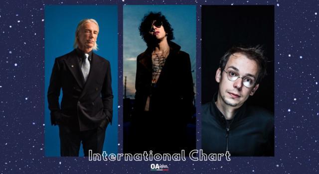 OA PLUS INTERNATIONAL CHART (WEEK 11/2021): nuovo podio con LP, Paul Weller e Rone con Yael Naim