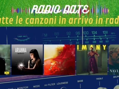 RADIO DATE del 26 marzo. Moby, Arianna Gianfelici, Ornella Vanoni, Imany, Amedeo Minghi