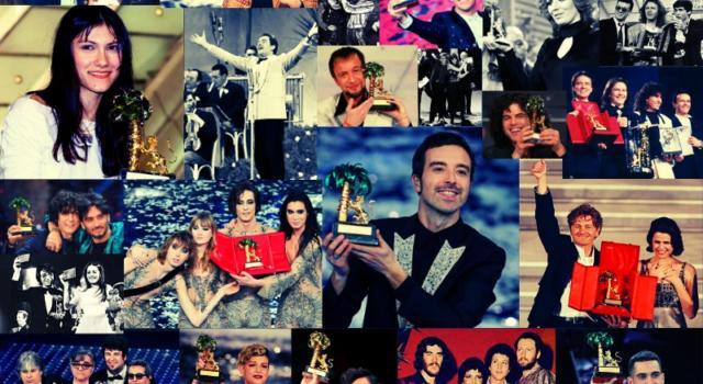 Sanremo History Playlist: Tutti i Big vincitori del Festival