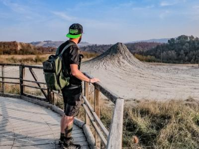 Salse di Nirano, vulcani che eruttano fango