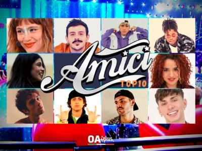 TOP 10: la classifica dei cantanti più talentuosi di Amici 20. Vince Enula