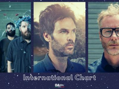 OA PLUS INTERNATIONAL CHART (WEEK 9/2021): Nuovo podio con Piers Faccini, Manchester Orchestra e la risalita di Matt Berninger