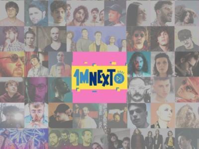 1MNEXT PRIMOMAGGIO 2021: tutti i cantanti pre-selezionati del contest in una playlist