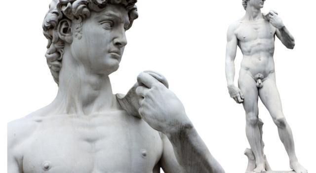 Copia hi tech del David lascia Firenze verso l'Expo 2021