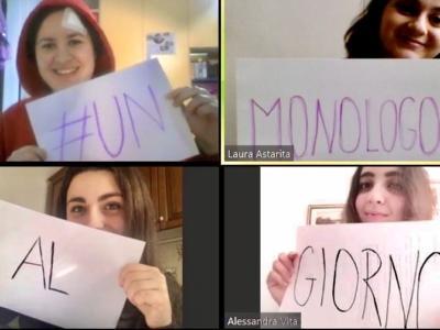 Indie-gesta incontra #UnMonologoAlGiorno: una Rivoluzione tra quattro mura