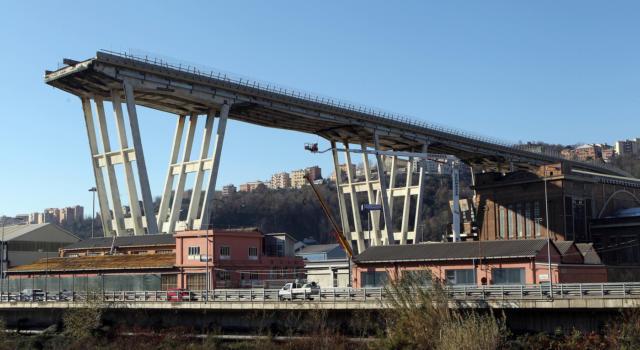 Ponte Morandi, la procura di Genova ha chiuso le indagini sul crollo