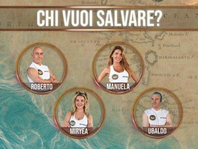 """LIVE """"Isola dei Famosi 2021"""", puntata del 29 aprile: Ignazio Moser è il nuovo concorrente dell'Isola. Manuela è l'eliminata della puntata.  I nominati di questa puntata sono Gilles, Rosaria e Roberto"""