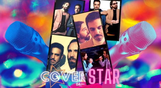 """COVER STAR. Colapesce Dimartino rispondono al plagio di """"Musica leggerissima"""" con la cover di """"Se mi lasci non vale"""" – VIDEO"""