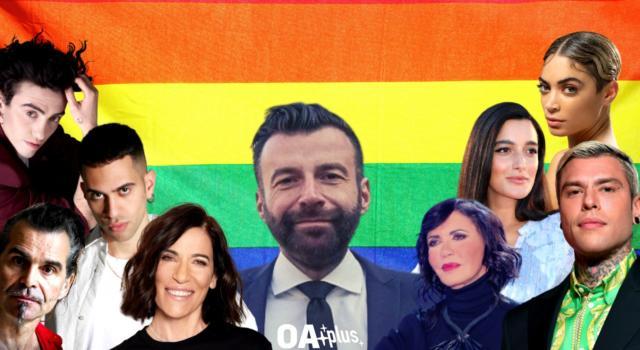 Ddl Zan. Ecco i primi cantanti (e non solo) schierati a favore della legge contro l'omotransfobia – IN AGGIORNAMENTO