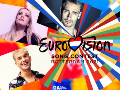 EUROVISION SONG CONTEST 2021: Scopriamo Estonia, Slovenia e Germania