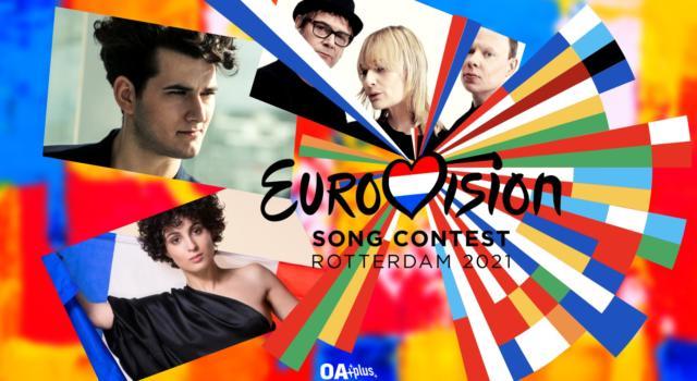 EUROVISION SONG CONTEST 2021: Scopriamo Belgio, Svizzera e Francia