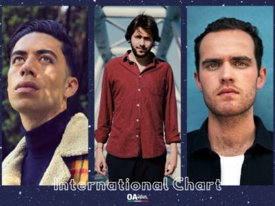 OA PLUS INTERNATIONAL CHART (WEEK 14/2021): Classifica rivoluzionata, unica sopravvissuta Barbara Pravi. Sul podio Teeks, Salvador Sobral e Jordan Rakei