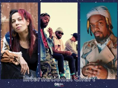 OA PLUS INTERNATIONAL CHART (WEEK 15/2021): nuovo podio tutto americano per Sonder con Jorja Smith, Rhiannon Giddens e Serpentwithfeet