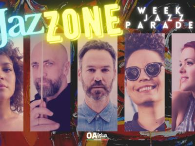 Rubrica, JazZONE. Norah Jones, Joe Barbieri, Piers Faccini, Anne Paceo, Kat Eaton