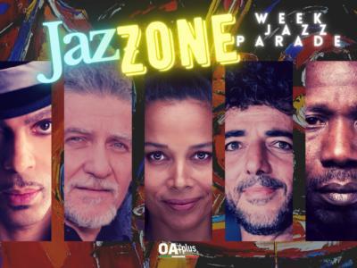 Rubrica, JazZONE. Prince, Javier Girotto, Rhiannon Giddens, Max Gazzè, Ballaké Sissoko