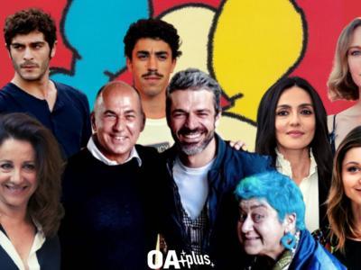 LE FATE IGNORANTI, la serie: Ferzan Ozpetek ripunta su Ambra e Luca Argentero. Ecco il cast completo
