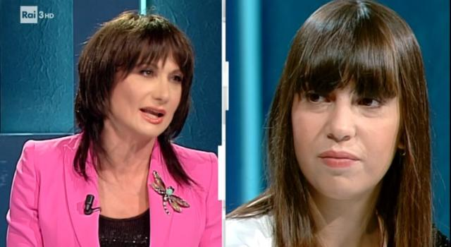 Cartabianca, Bianca Berlinguer intervista Malika Chahly, la 22enne cacciata di casa perché lesbica