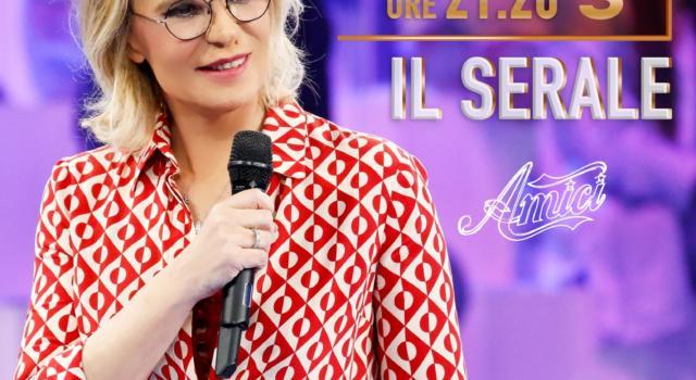 LIVE AMICI 2021 SERALE in DIRETTA: la seconda puntata di SABATO 17 APRILE. Martina è l'eliminata della puntata. Zerbi e Celentano fantastici nel guanto di sfida proposto da Lorella Cuccarini