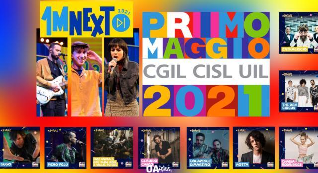 Concertone del Primo Maggio 2021. Ecco i primi nomi del cast e i finalisti di 1MNEXT