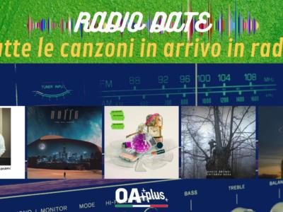 RADIO DATE del 2 aprile. Virginio, Alexia, Tom Grennan, Vasco Brondi, Oscar and the wolf