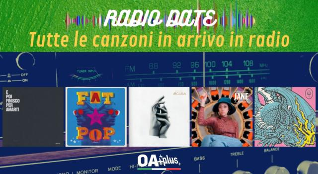 RADIO DATE del 9 aprile. Motta, Paul Weller, Mara Sattei, Cassandra Raffaele, Twenty One Pilots