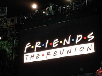 Friends, terminate le riprese della reunion