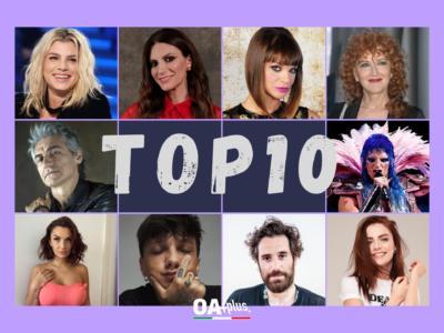 TOP 10: la classifica dei cantanti italiani più sopravvalutati dal pubblico. Vincitrici parimerito Laura Pausini, Alessandra Amoroso ed Emma