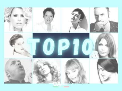 TOP 10: la classifica delle voci italiane più angeliche. Vince Antonella Ruggiero