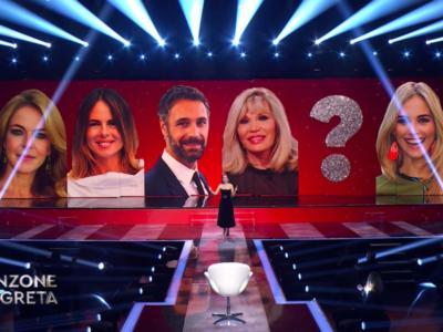 Canzone Segreta stasera (venerdì 02 aprile) non va in onda su Rai1, perché? Ecco il motivo