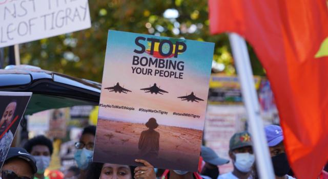 Asmara ammette truppe nel Tigrè, ma ne promette il ritiro