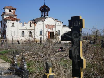Ucraina: bombardamenti nella Repubblica di Doneck