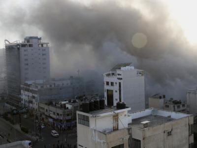 Israele rincara la dose e rischia di colpire un palazzo Onu